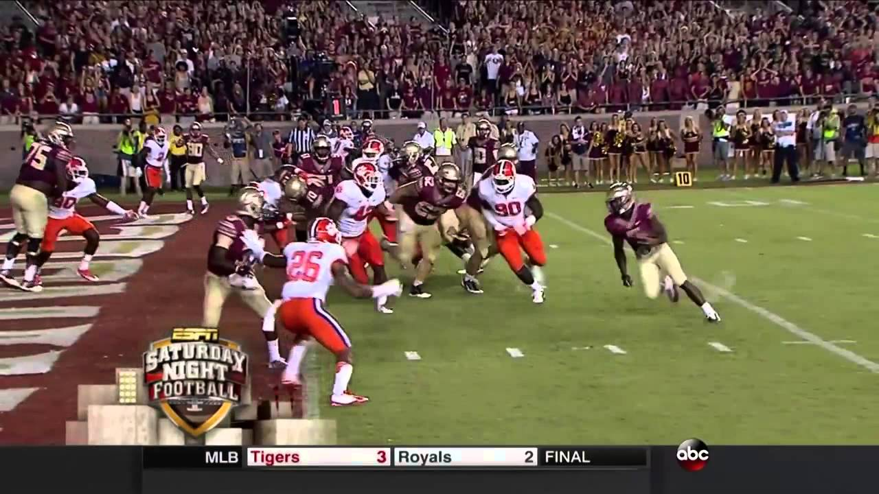 22 clemson vs 1 florida state 2014 football full game hd youtube 22 clemson vs 1 florida state 2014 football full game hd voltagebd Image collections