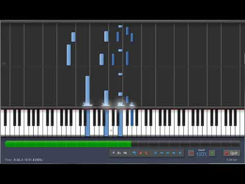 So Close Enchanted Piano tutorial part one