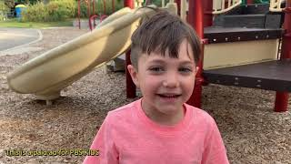 Outdoor Playground Adventures for Kids with Zack and Hadil