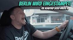Berlin wird eingestampft! ✘ Roadtrip 2020 Vlog #8