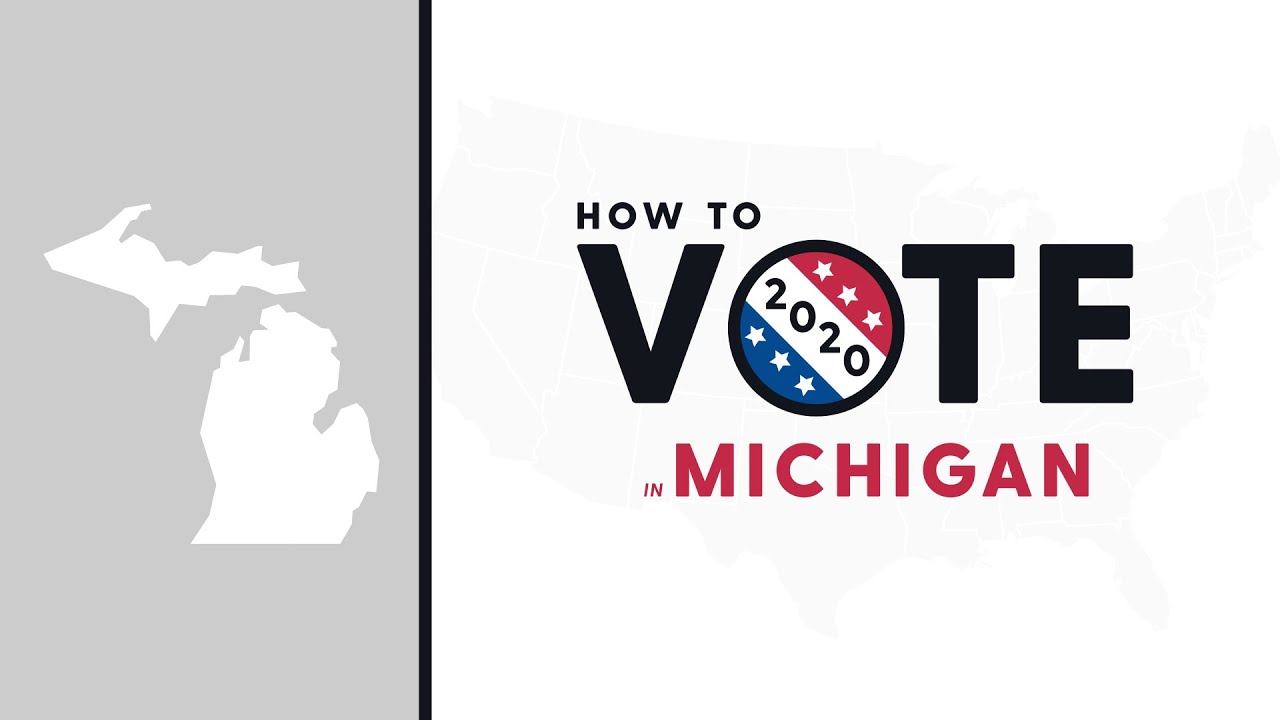 Can I change my vote after I cast my ballot early in Michigan?
