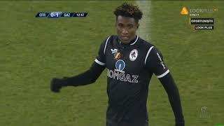 CFR - Gaz Metan: 0-1, Fernandes deschide scorul la o gafa a lui Arlauskis