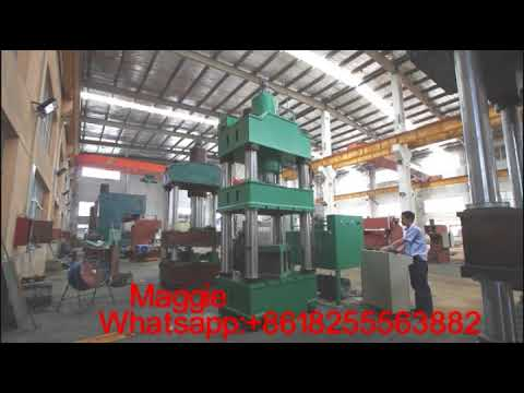 315T Four Column Hydraulic Press From Maggie  Wechat86 18255563882