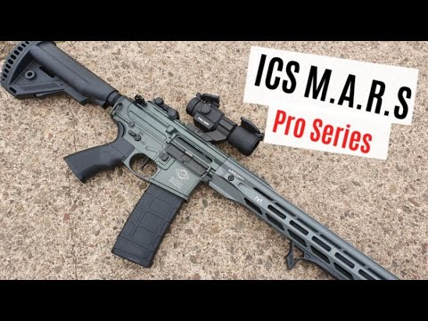 Review ICS MARS Pro Series Limited Titanium Gray Edition - 4k/UHD