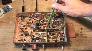 Amateur Radio DSB Transceiver