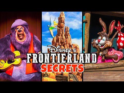 Top 7 Hidden Secrets At Disney World - Frontierland