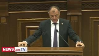 Գագիկ Մելիքյանը ներկայացրել է մշտական 9 հանձնաժողովների նախագահներին