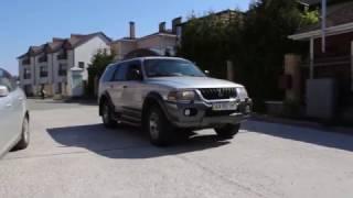 Mitsubishi Pajero Sport 2002 продажа автомобиля - YouTube
