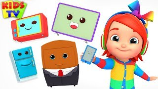 What If The Nursery Rhyme | Song for Kids | Baby Songs