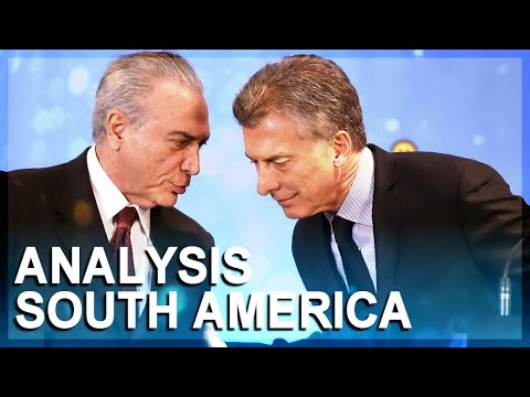 Geopolitical analysis 2017: South America