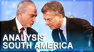 Geopolitical analysis 2017: South America thumbnail