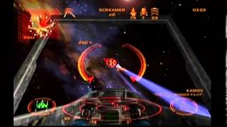 Starlancer Mission 1 (Gameplay)