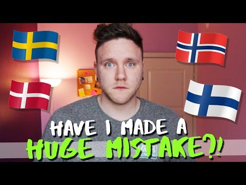 Did I move to the wrong Nordic country?!