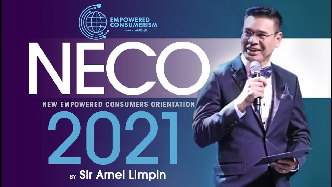 2021 NECO / NDO by Sir Arnel Limpin [EC/AIM Global VP]