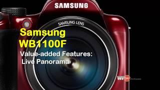 Samsung WB1100F Smart Camera Digital Specs Pics reviews 2014