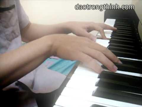 Con Đường Tình Yêu - Đào Trọng Thịnh - Live Piano