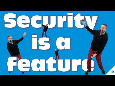 Tanzu Talk: Security is a feature