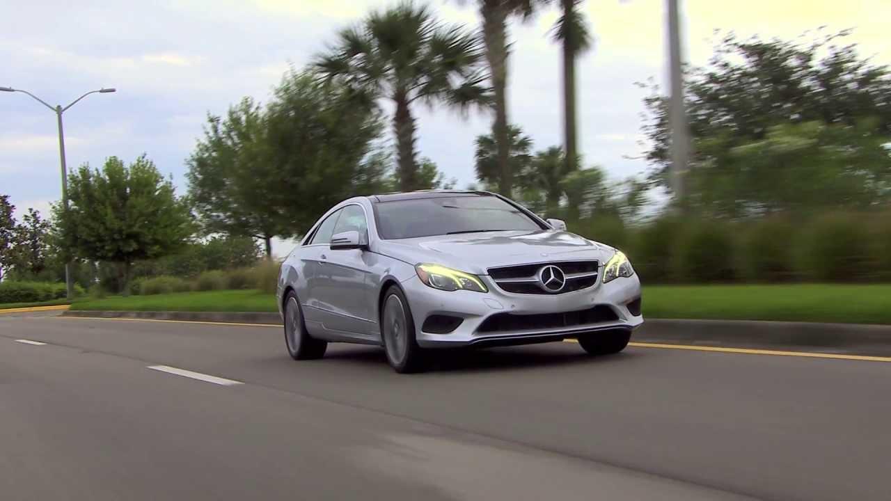 2014 e class coupe mercedes benz two door models youtube for Mercedes benz 2 door coupe