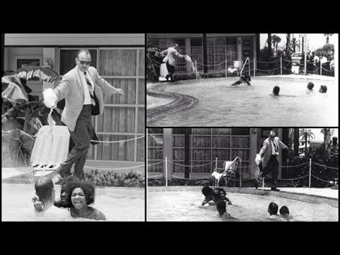 """1964 THROWBACK: """"EVIL HOTEL OWNER POURS ACID ON BLACK KIDS TRYING TO SWIM IN SEGREGATED POOL&qu"""