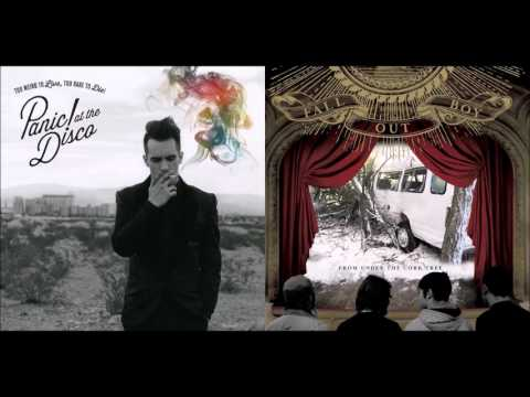 Sugar, This Is Gospel  Panic! At The Disco vs Fall Out Boy Mashup