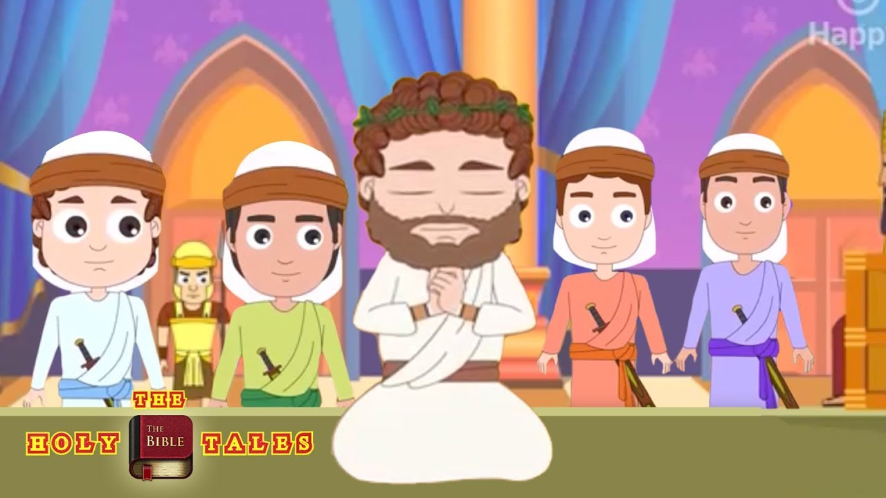 book of daniel i old testament stories i animated children s bible