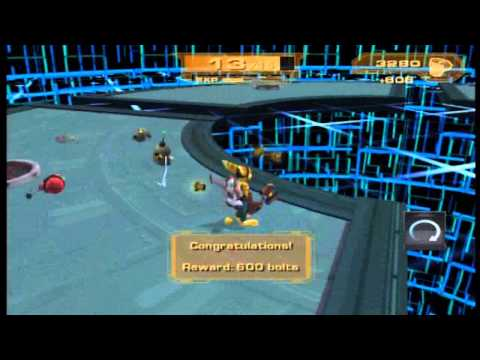 Let's Play Ratchet & Clank 3: Up Your Arsenal Part 03: On the good ship, ba-na-na