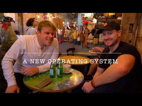 A New Operating System //  Dave Erasmus