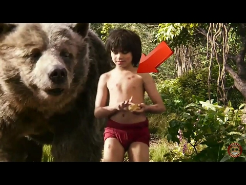 The Jungle Book Mistakes | Everything Wrong With JUNGLE BOOK I Movie Maniac