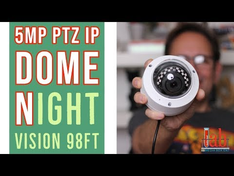 Anpviz 5MP IP Dome PoE Camera Megapixels (2592 x 1944)