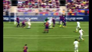 Fifa 15 per PC (120fps) gameplay