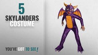 Top 10 Skylanders Costume [2018]: Skylanders: Spyro