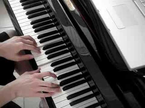No Surprises - Radiohead piano cover