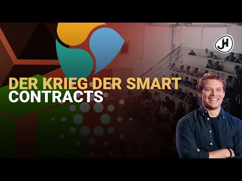Der Krieg der Smart Contracts – Gewinnt Ethereum?