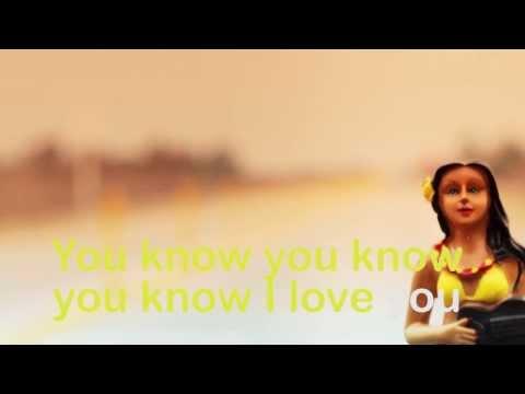 """Said The Whale """"I Love You"""" Karaoke Version"""