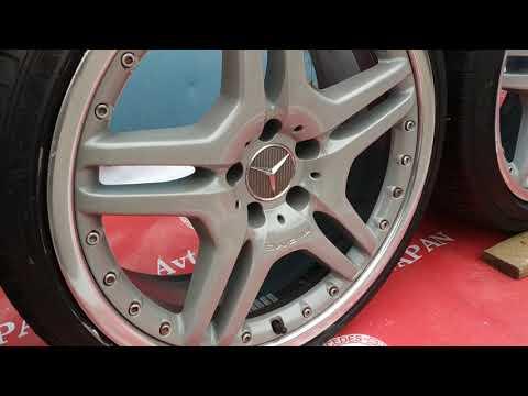 R19 разноширокие сборные Mercedes AMG IV