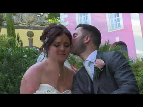 Portmeirion- The Wedding of Jack & Sacha
