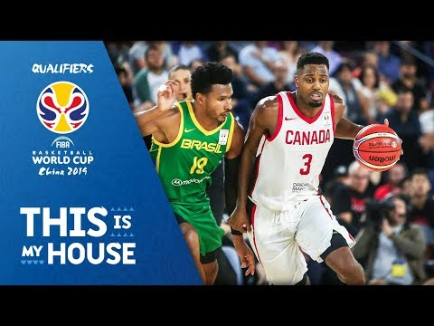 ebe9566ecc7 Nike Top 5 Plays - 13 September - 4th Window - FIBA Basketball World Cup  2019 - Americas Qualifiers - YouTube
