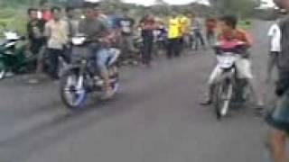 Repeat youtube video Drag Supra X VS Supra