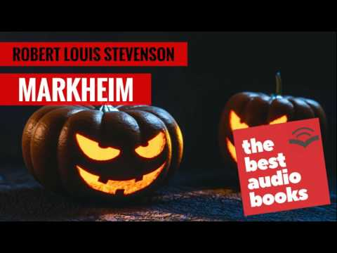 Robert Louis Stevenson Audiobook, Markheim - The Best Horror Audiobook Full
