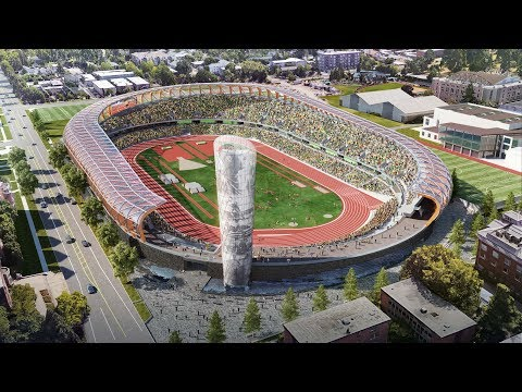Details about the new Hayward Field remain as clear as mud: Oregon track & field rundown