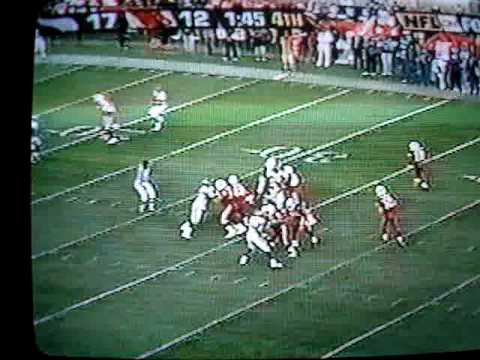 Minnesota Vikings @ Arizona Cardinals 2003 Josh McCown to Nate Poole game-winning touchdown