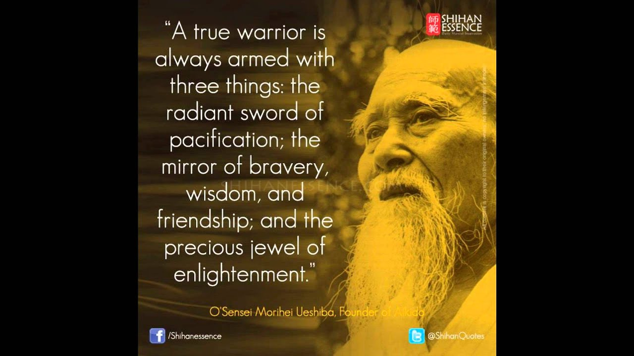 Martial Arts Quotes - YouTube