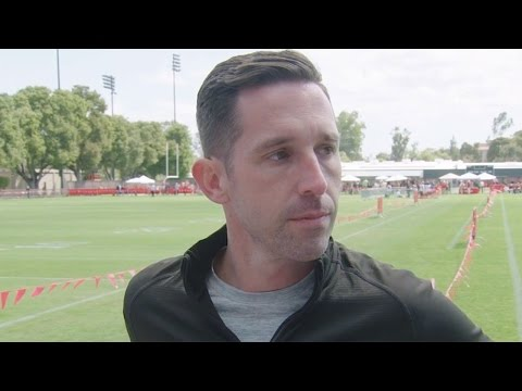 49ers HC Kyle Shanahan Recaps Stanford Pro Day