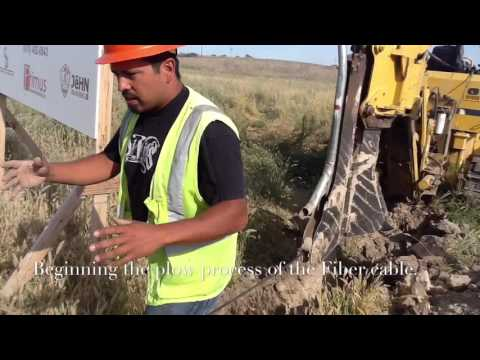 Perry White Fiber Optic Engineering Construction Part 2