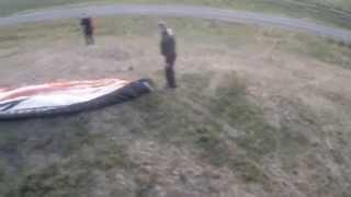 Параплан, обучение, первый полет, Аношки / Paragliding, traning, firstflight, Anoshki