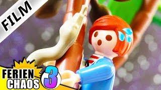 Playmobil Film deutsch | GEFÄHRLICHE NACHT - Julian in Lebensgefahr | Familie Vogel Ferienchaos 3