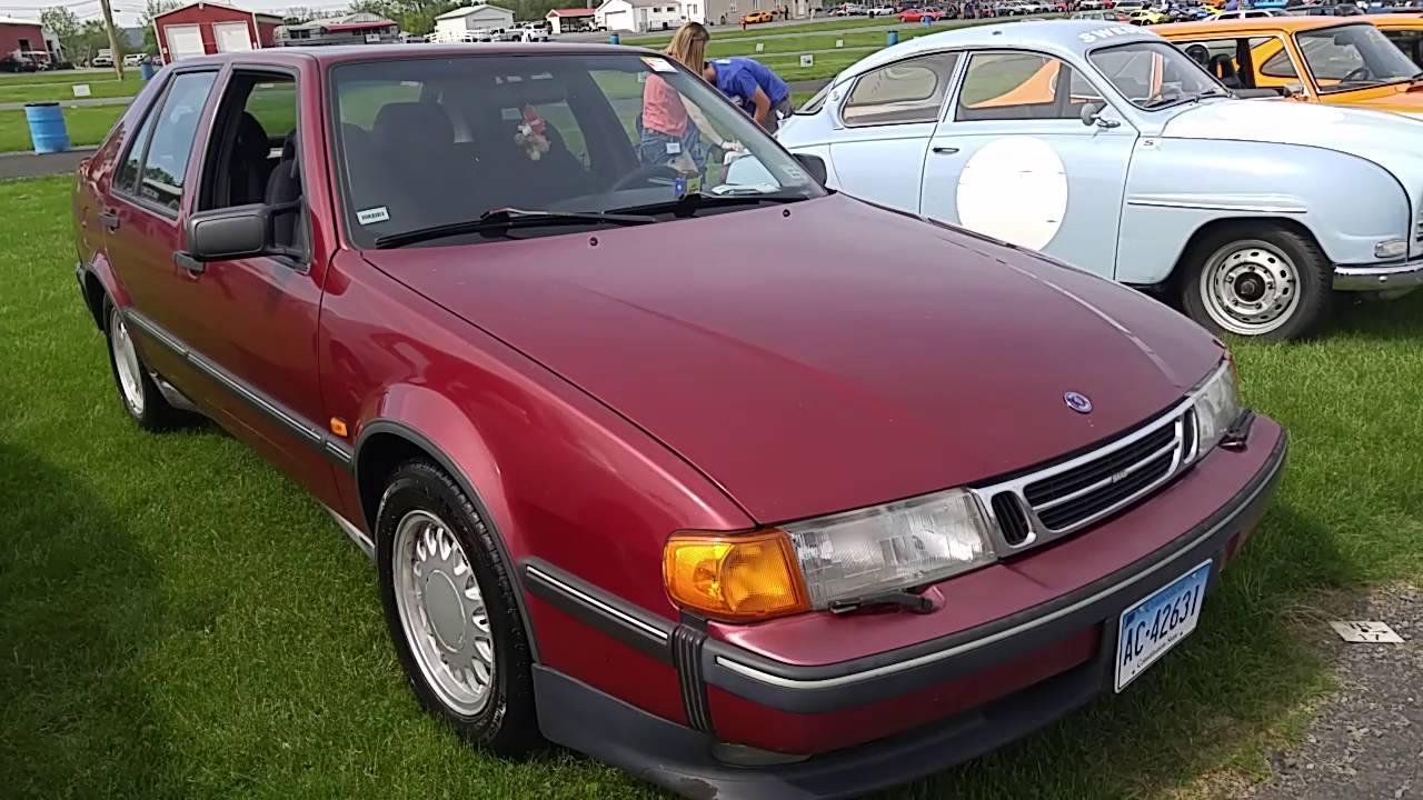 1996 Saab 9000 Cs