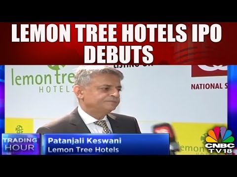 Lemon Tree Hotels IPO Debuts with 10% Premium at Rs 61.6 apiece   CNBC TV18