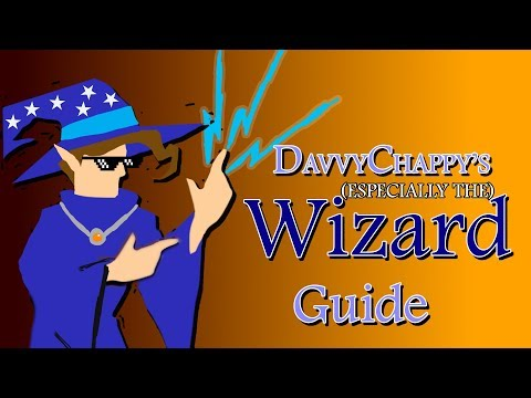 Davvy's D&D 5e Wizard Guide