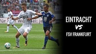 Re-LIVE | Eintracht vs FSV Frankfurt | Testspiel